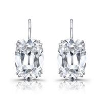 Buy cheap Loose Diamonds 16.42 Carat Pair of Cushion Cut Diamonds (GIA Certified F / VS1) from wholesalers