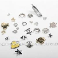 Buy cheap plate Various Distinctive OEM Design Metal Accessories For Shoes, Bags And Clothing from wholesalers