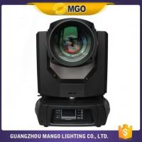 Buy cheap 15R 330W DMX512 Spot Beam Moving Head Light from wholesalers