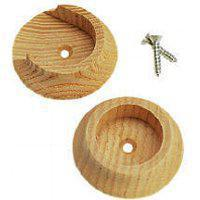 Buy cheap 1-3/8 WOOD CLOSET POLE SOCKET (MUST ORDER INCREMENTS OF 15) from wholesalers