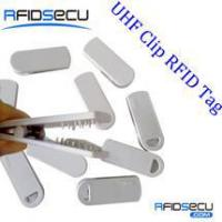 Buy cheap UHF RFID Tags UHF RFID Clip Tags from wholesalers