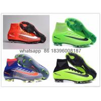 Buy cheap Free shipping 1:1 Nike Football World Cup puma adidas sports High Boots shoes from wholesalers