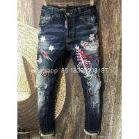China wholesale Newest Dsquared2 replica cheap DSQ2 men's Shorts jeans pants Trousers on sale