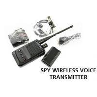 Buy cheap Spy Wireless Voice Transmitter + Recording from wholesalers