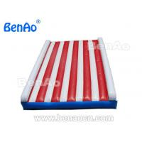 Buy cheap GA105 Tumble track inflatable air mat for gymnastics from wholesalers