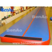 Buy cheap Gym Equipment GA124 Inflatable air mattress track from wholesalers