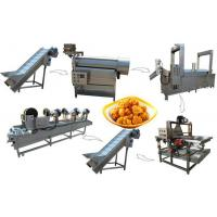 Buy cheap Chicken Nuggets Processing Line from wholesalers