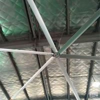 Buy cheap Middle-Sized Ceiling Fans 5.2m 6 blades Aluminum Alloy Impeller Axial ceiling Fan product