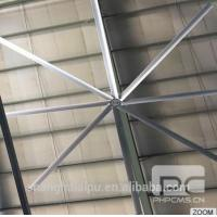 Buy cheap 24ft 7.3m Energy Saving Big HVLS ceiling fan for workshop from wholesalers