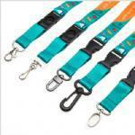 Buy cheap Factory custom personalized lanyard from wholesalers