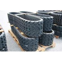 Buy cheap Solideal Rubber Tracks Skid Steer, Track Loaders 450x56x86 BBE or OBE from wholesalers