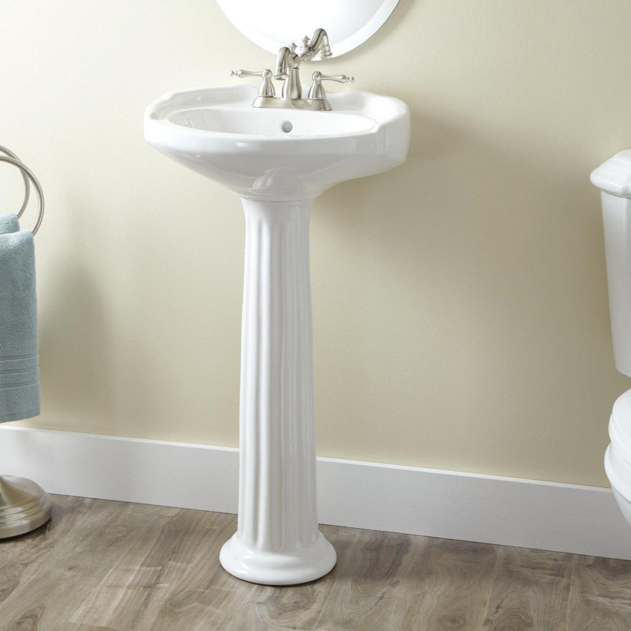 Buy cheap short pedestal sink from wholesalers