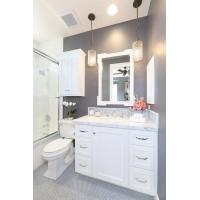 Buy cheap how to make a very small bathroom look bigger product