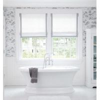 Buy cheap gray bathroom window curtains from wholesalers
