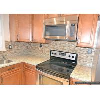 Buy cheap Backsplash For Santa Cecilia Granite Countertop product