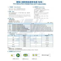 Buy cheap PVC insulated connecting soft cable(wire) product