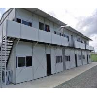 Buy cheap low cost prefabricated steel frame house south Africa from wholesalers