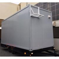 Simplified container house mobile site office for sale