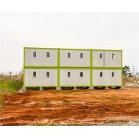 Simplified container house prefab camps prefab camp house prefab dormitory