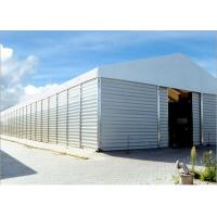 Fire retardant warehouse marquee tent for durable use