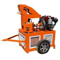 Buy cheap FL1-20 mobile compressed earth brick machine Paver Making Machine from wholesalers