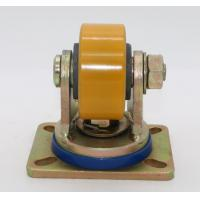 Buy cheap Wheel Caster Swivel Heavy Duty Caster PU Wheel 75mm with Brake Iron from wholesalers