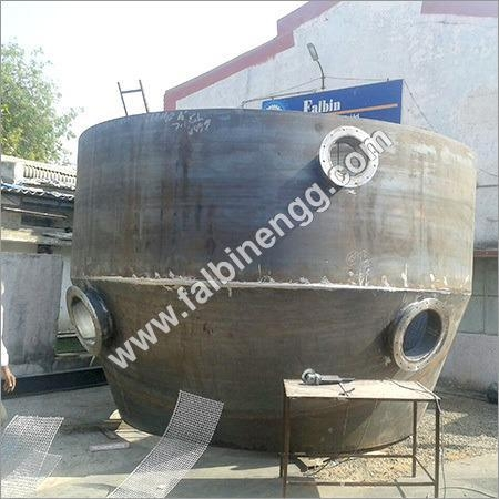 Quality Gasifier Chamber Fabrication for sale