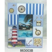 "Seascapes 4""x6""MDF Photo Frame"