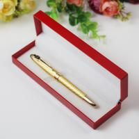 Luxury red fashion paper cheap gift box For pen