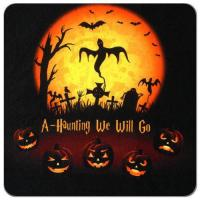 A-Haunting We Will Go Panel Plus Coordinate