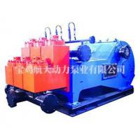Buy cheap Mine series Water Jet Plunger Mud Pump from wholesalers