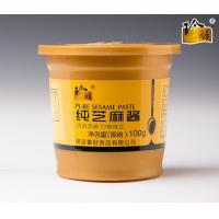 Pure sesame paste 100g Product Quality: