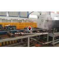 Induction Heat Treating Plate induction hardening line