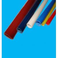 Buy cheap High temperature silicone fiber casing product
