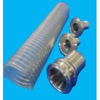 Buy cheap Food grade silicone steel wire hose PU10 product