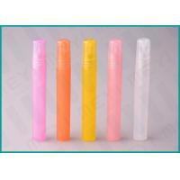 Customized Color 10ml Pen Travel Size Spray Bottle For Cosmetic Package