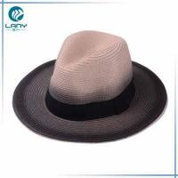Buy cheap Mexican Sombrero Wide Brim Straw Hat Cowboy Panama Hats from wholesalers