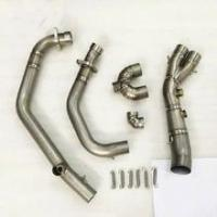 Buy cheap power engine parts truck Five six cylinder exhaust pipe from wholesalers