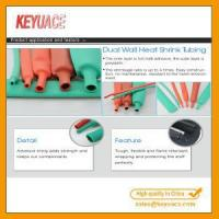 Buy cheap Dual Wall PVC Heat Shrink Tubing with Adhesive from wholesalers
