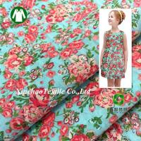 Buy cheap Organic cotton fabric Colorful Liberty Custom Organic cotton Printed Fabric from wholesalers