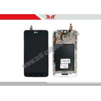Buy cheap Cell Phone LCD Screens LG G Pro Lite Dual LCD Screen and Digitizer Assembly with Frame from wholesalers