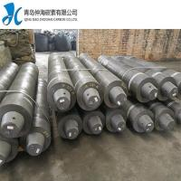 Buy cheap Graphite electrode used in steelmaking arc furnace and refining furnace from wholesalers