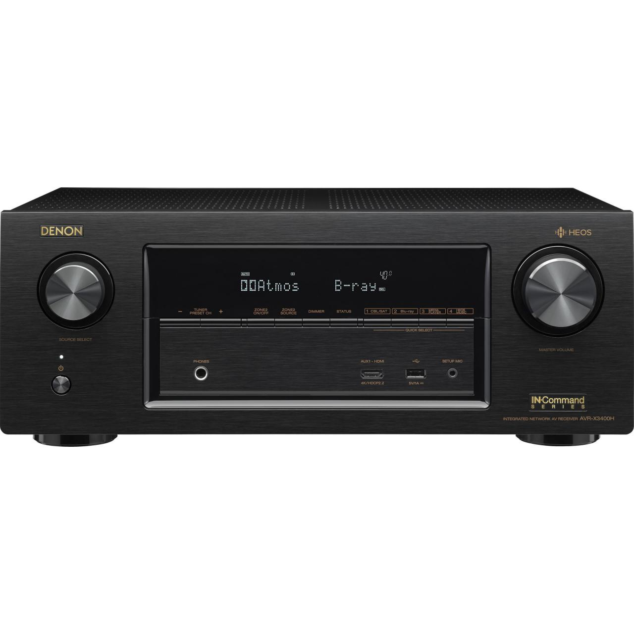 Buy cheap Denon AVR-X3400H from wholesalers