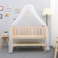 Buy cheap baby cot BABY Crib Bedside Cot bed from wholesalers