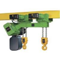 Buy cheap STD electric chain hoist hook from wholesalers