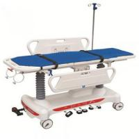Buy cheap JQ-882 Medical hydraulic patient transport stretcher economic all and rise medical stretcher cart from wholesalers