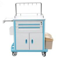 hospital used medical infusion trolley