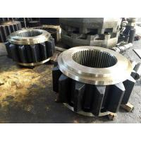 Buy cheap SAE 4340 M70 Crown Pinion for Sugar Mill from wholesalers