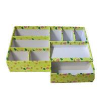 Buy cheap Pretty File Box A4 Size for Office Stationery from wholesalers