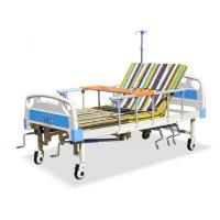 Buy cheap Hand Rocking Hospital Patient Bed from wholesalers